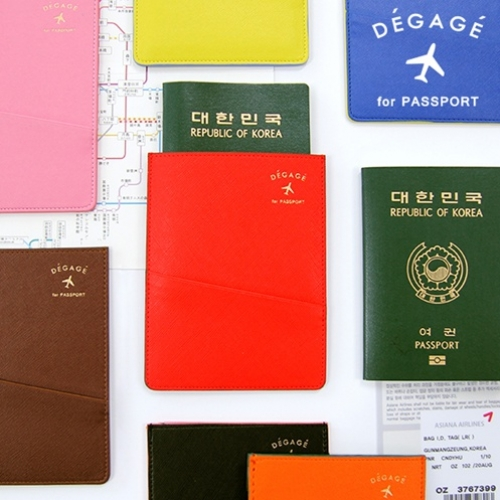 flat passport case (20%시즌할인!)